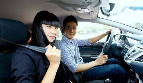 tài xế riêng của bạn uber